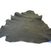 soft leather metallic finish