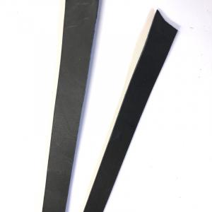 tuigleer zwart