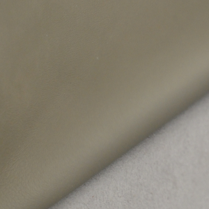 grijs leer