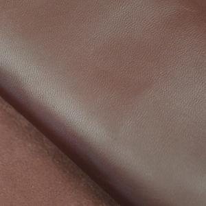 burgundy lamsleer